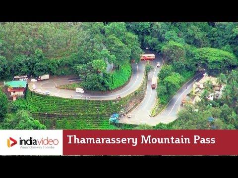 Amazing Green Mountain Pass - Thamarassery Churam