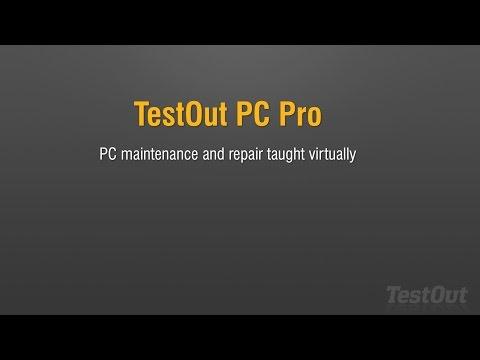TestOut PC Pro