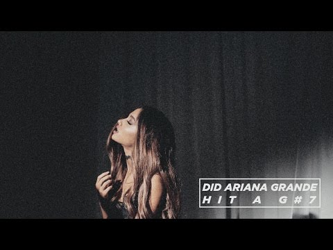 Did Ariana Grande Hit A G#7?! | SingersAvenue