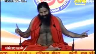 (Swami Ramdev) Yog Shivir, Houston- USA