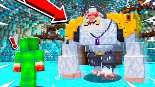 FIGHTING A GIANT YETI IN THE ARTIC!