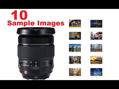 Fuji XF 16-55mm F2.8 Sample Images [ Photo Gallery ] versatile standard zoom lens
