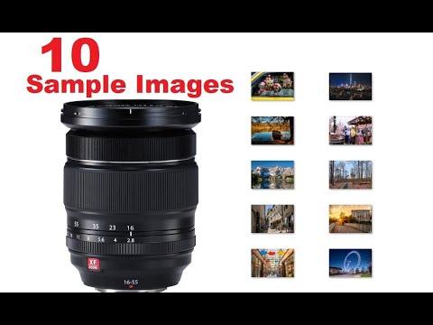 Fuji XF 16-55mm F2.8 Sample Images [ Photo Gallery ] versatile standard zoom lens