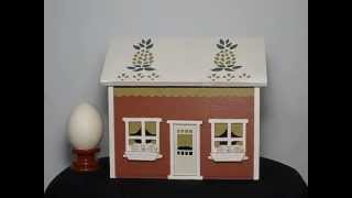 Container (cottage) Music Box Series