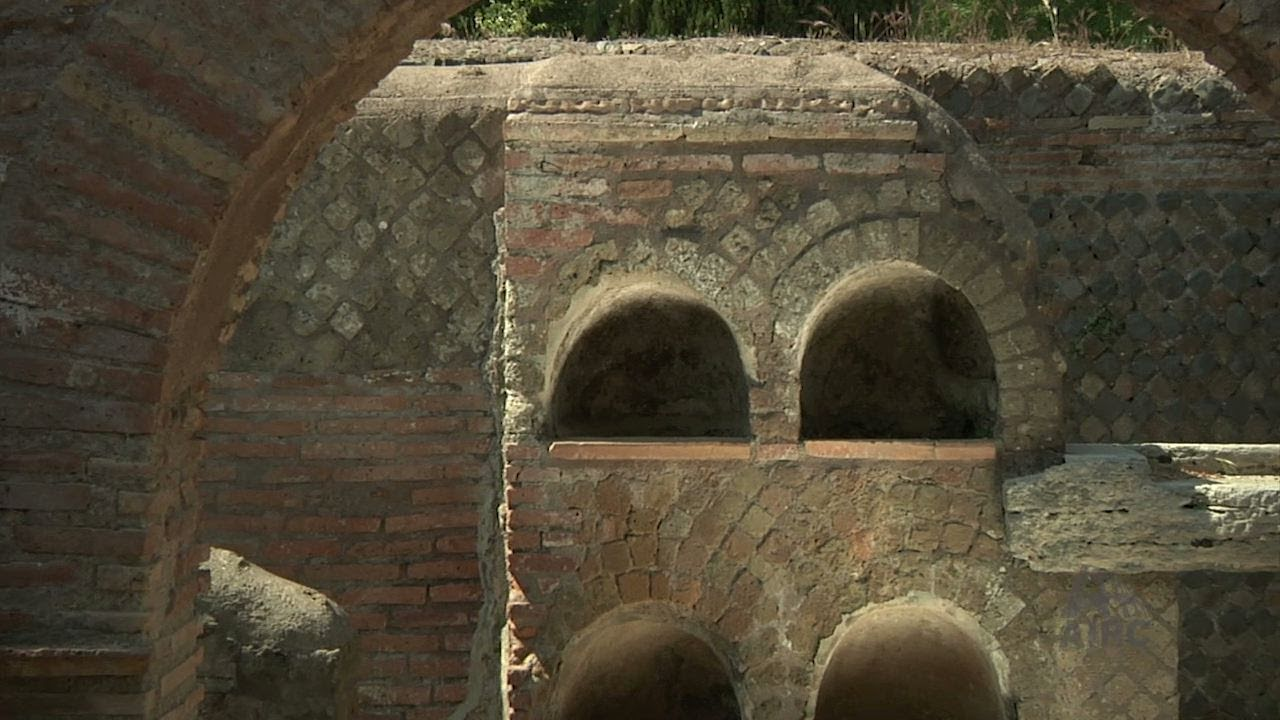 ostia antica chapter 8 death and burial youtube