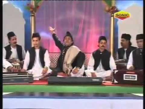 Dono Aalam Natiyan Qawwali Nabi Ka Chehra Haji Aslam Sabri