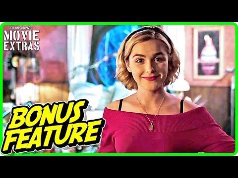 CHILLING ADVENTURES OF SABRINA Season 2 | Cast Reveals Secrets on Set Featurette (Netflix)