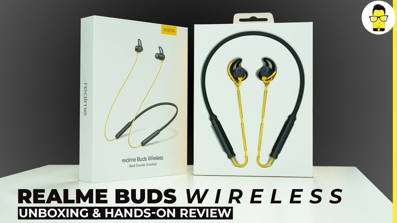 Realme Buds Wireless Unboxing And Hands On Review Compelling Youtube