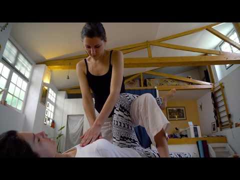 Sneak Peak Thai Yoga Massage Treatment - Lisbon, Portugal