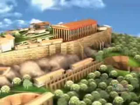 (8) Lost Treasures of the Ancient World - Ancient Greece