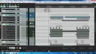 Как записать аудио и голос для скринкаста через reaper ч.1(В этом видео я рассказываю как записать синхронно с видео аудио из проекта и голос. Не у всех звуковых карт..., 2017-02-13T20:24:00.000Z)