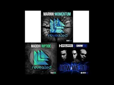 Marnik Vs Maddix Vs Hardwell - Momentum Vs Riptide Vs How We Do (Tixtix Mashup)