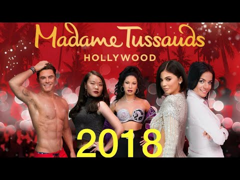Madame Tussauds Hollywood Walkthrough 2019