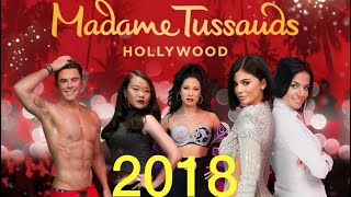 Madame Tussauds Hollywood Walkthrough 2018