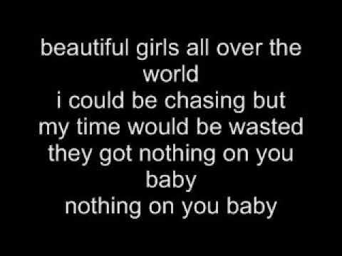 "Lirik Lagu ""nothing On You Bruno Mars Ft.BOB"