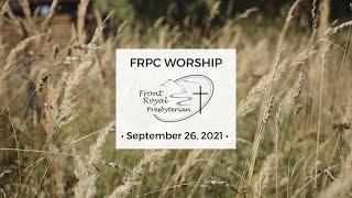 FRPC  September 26, 2021