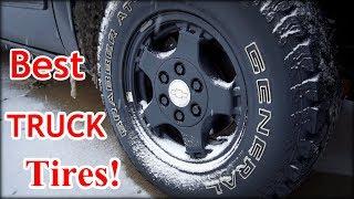 Best 2wd Truck Tires