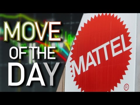 Shares of Mattel Surge Friday Making it TheStreet's Move of the Day