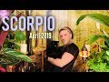 SCORPIO April 2019 - ANGELS | SIGNS | Success | New Choice & LOVE - Scorpio Horoscope Tarot