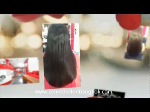 Thailand Hair Extensions in Bangkok - Where To Go