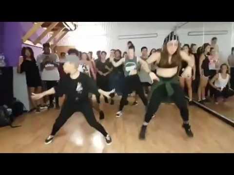 DJ Flex X DJ Paak - AfroBeat Twerk Challenge (Dance Video)