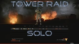 Warface - TOWER RAID ALONE