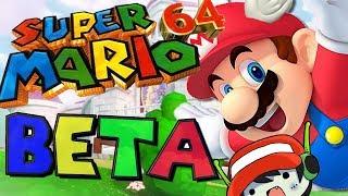 Alles nur geklaut? - Super Mario 64 Beta