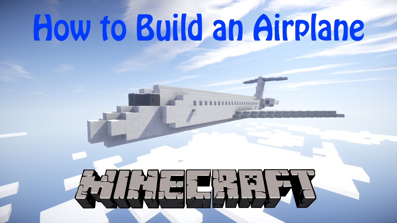 How To Build A Md  In Minecraft