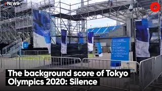 The Background Score Of Tokyo Olympics 2020 Silence