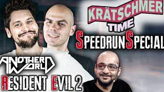 Speedrun Special: 5 h, 4 Runner, Vs-Matches, Resident Evil 2 & Another World | KRÄTSCHMER TIME