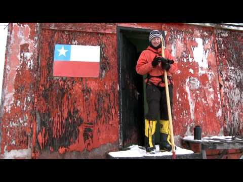 Antarctica 18 Living in Antarctica Kirk Watson First winter trip part 2