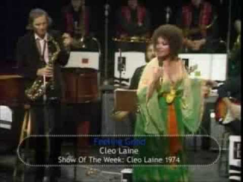 CLEO LAINE & JOHNNY DANKWORTH  Feeling Good  (1974)