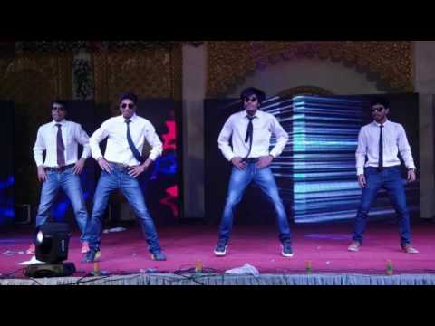 Govinda Mix Songs Bollywood Dance Choreography | 4 Boys Dance Performance |