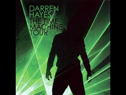 Step Into The Light Enchanting Darren Hayes Step Into The Light The Time Machine Tour YouTube
