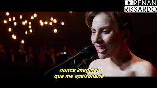 Gambar cover Lady Gaga - I'll Never Love Again (Tradução) [Cena Final]