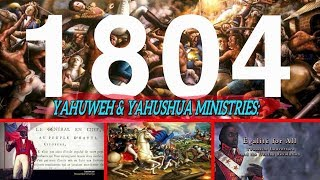 1804 A 2019 Etan Premye Pep Nwa Ki Pran Indepandans Li Kisa Nou Fe Avel