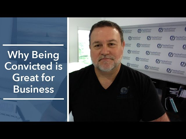 Why Being Convicted is Great for Business | The Magellan Network Show