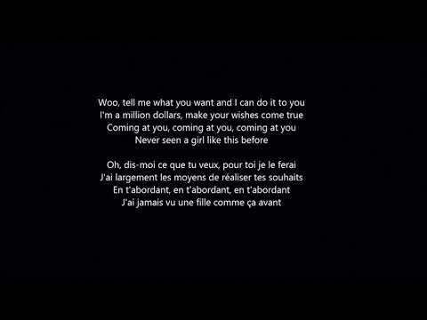 Dirty sexy money - David guetta feat. Charly XCX (Lyrics & traduction FR)