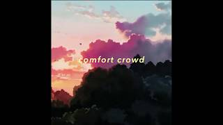 conan gray - comfort crowd (cover) ☁️