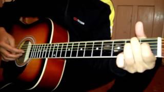 цыганочка на гитаре урок Еркебулан