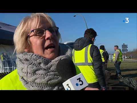"""Brigitte, gilet jaune à Toulouse : """"à combien il se chauffe Emmanuel Macron à l'Elysée ?"""""""
