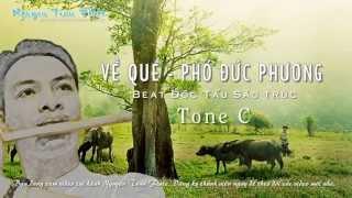 Về Quê - Beat Tone C (Bản hay nhất)