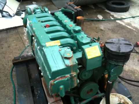 volvo penta aqad 40 165hp running youtube rh youtube com Volvo Service Manual Volvo Manual Spaceball