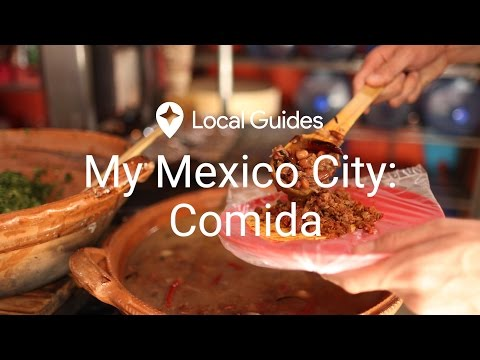 Taste Mexico City's Best Food - My Mexico City, Episode 2 (4K)