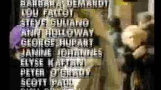 NBC 4 New York News Closing Credits Circa 1990 Video