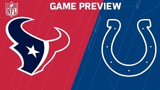 Texans vs. Colts (Week 14 Preview) | Andrew Luck vs. Romeo Crennel | Move the Sticks | NFL