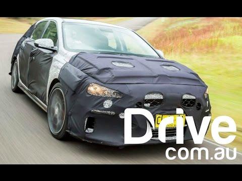 2018 Hyundai i30N Prototype Review Drive.com.au