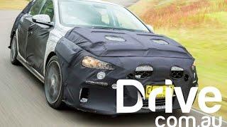 2018 Hyundai i30N Prototype Review | Drive.com.au