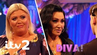 Gemma Collins and Michelle Visage Try to Out Diva Each Other!   Celebrity Juice   ITV2