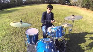 Faith - Calvin Harris - Drum Cover SOFFDESIGN